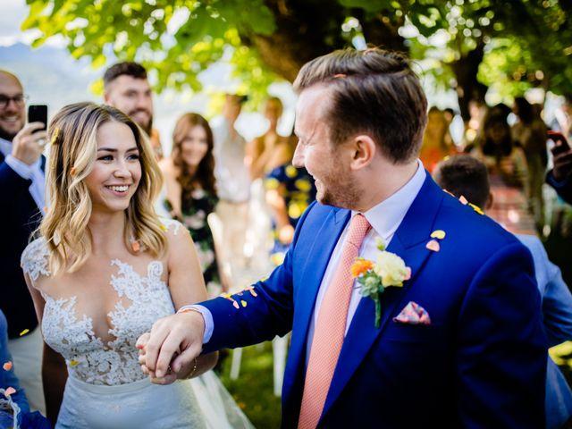Le nozze di Harriet e Anthony