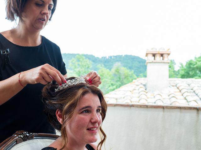 Il matrimonio di James e Alainna a Radicondoli, Siena 12