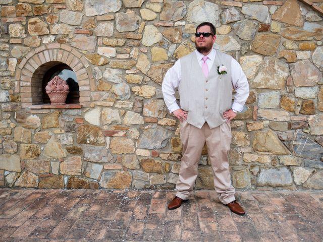 Il matrimonio di James e Alainna a Radicondoli, Siena 22