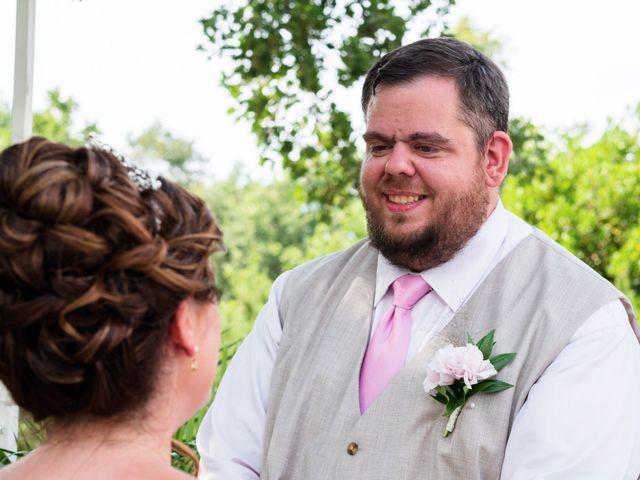 Il matrimonio di James e Alainna a Radicondoli, Siena 31