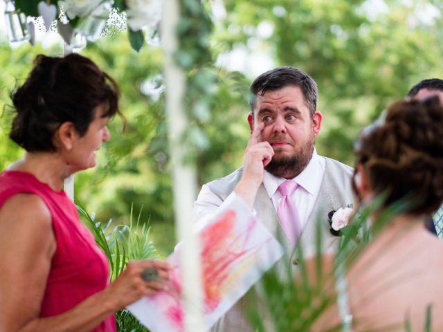 Il matrimonio di James e Alainna a Radicondoli, Siena 33