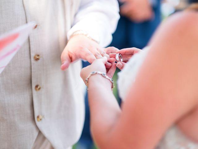 Il matrimonio di James e Alainna a Radicondoli, Siena 42