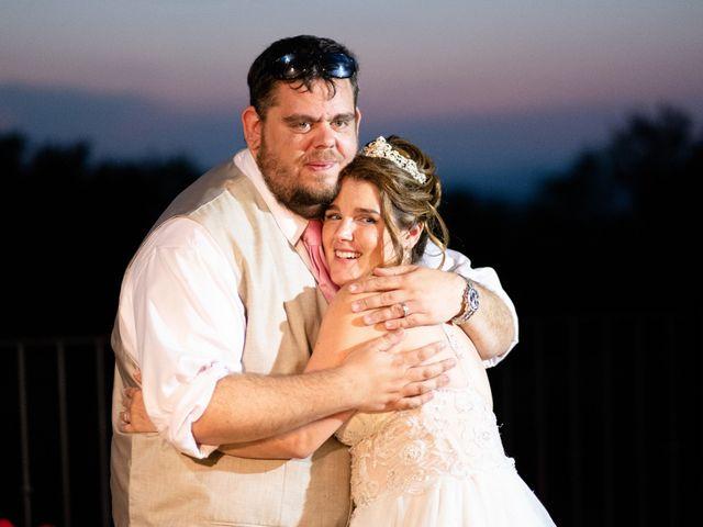 Il matrimonio di James e Alainna a Radicondoli, Siena 54