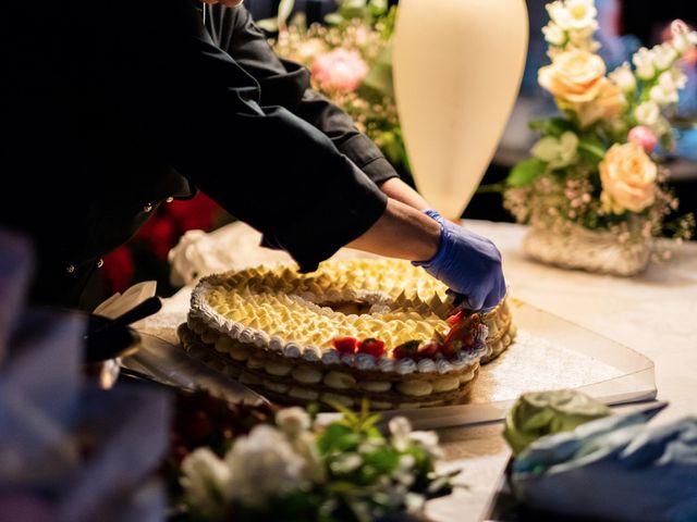 Il matrimonio di James e Alainna a Radicondoli, Siena 56