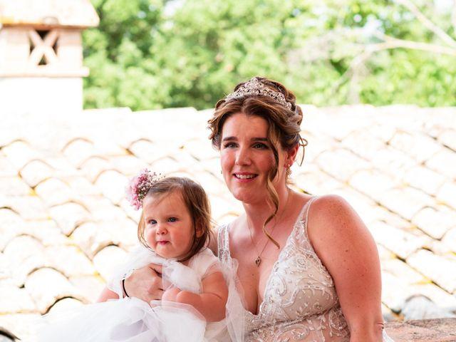 Il matrimonio di James e Alainna a Radicondoli, Siena 68