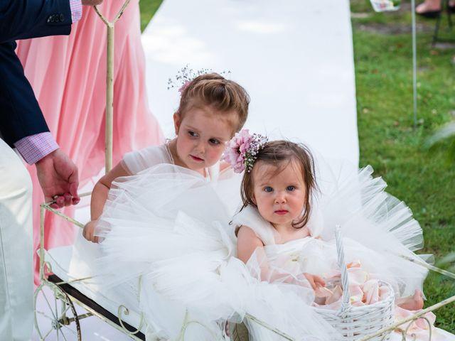 Il matrimonio di James e Alainna a Radicondoli, Siena 70