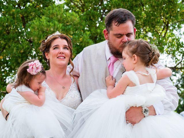 Il matrimonio di James e Alainna a Radicondoli, Siena 82