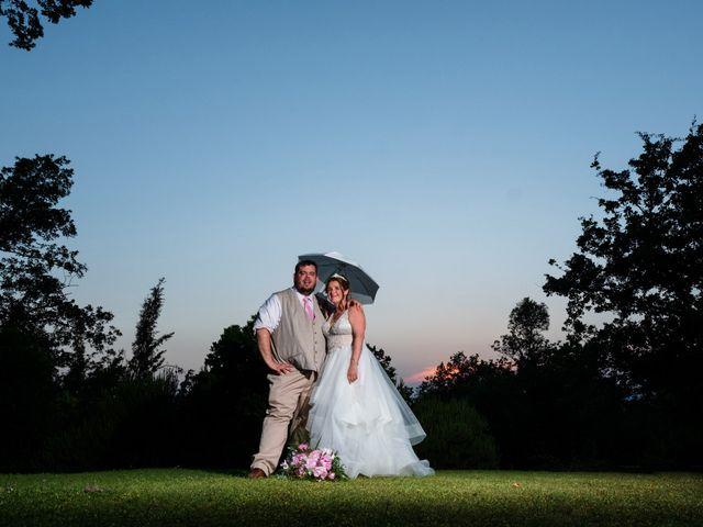 Il matrimonio di James e Alainna a Radicondoli, Siena 93