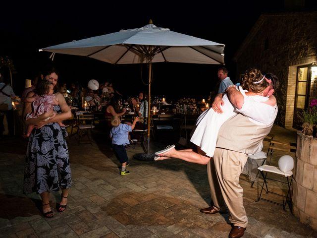 Il matrimonio di James e Alainna a Radicondoli, Siena 94