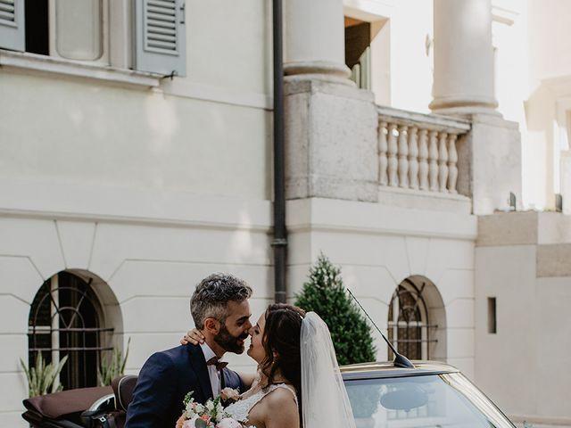 Il matrimonio di Camillo e Silvia a Porto Mantovano, Mantova 13