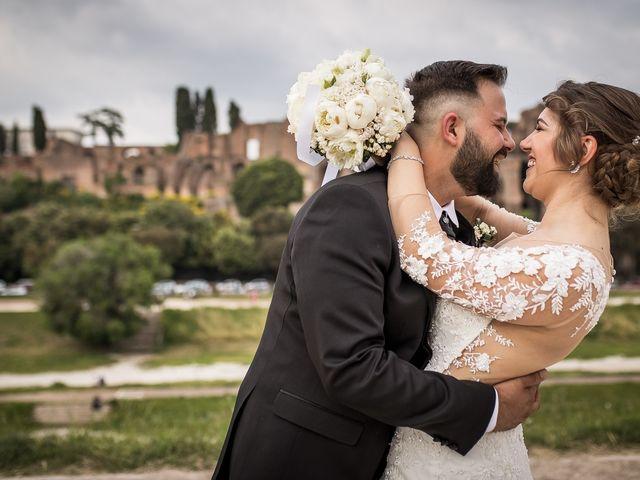 Il matrimonio di Ezaru e Cristina Elena a Roma, Roma 4