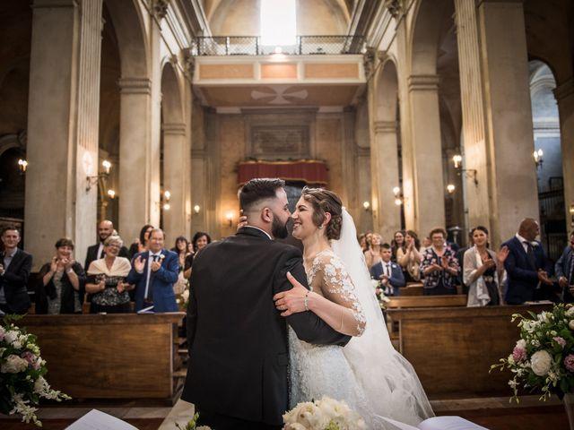 Il matrimonio di Ezaru e Cristina Elena a Roma, Roma 7