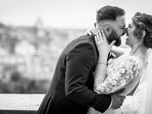 Il matrimonio di Ezaru e Cristina Elena a Roma, Roma 8