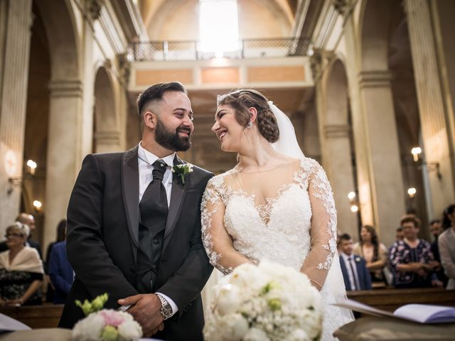 Il matrimonio di Ezaru e Cristina Elena a Roma, Roma 9