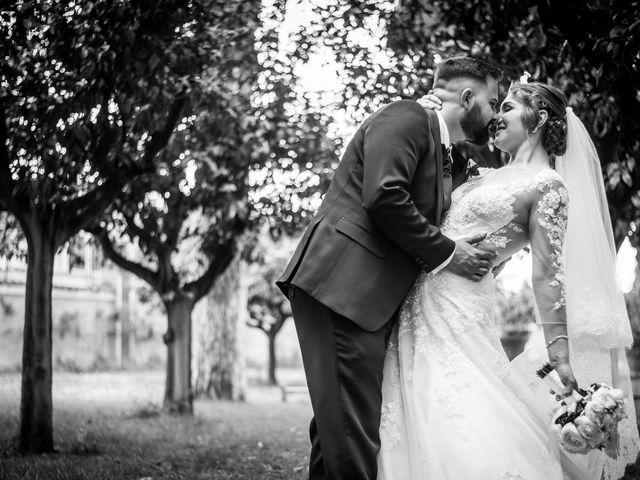 Il matrimonio di Ezaru e Cristina Elena a Roma, Roma 14