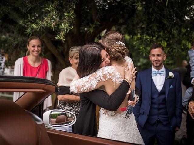 Il matrimonio di Ezaru e Cristina Elena a Roma, Roma 16