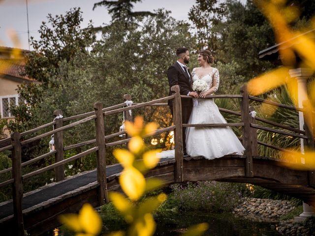 Il matrimonio di Ezaru e Cristina Elena a Roma, Roma 21