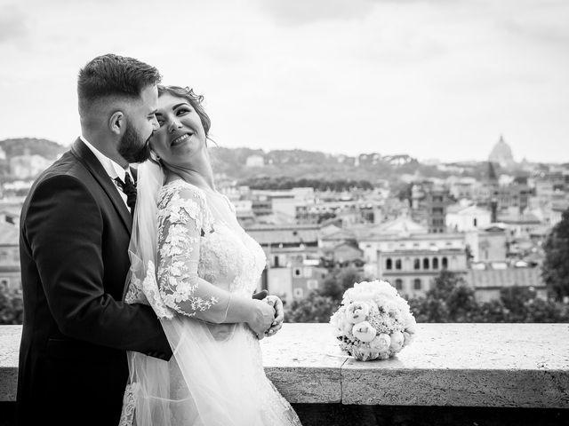 Il matrimonio di Ezaru e Cristina Elena a Roma, Roma 23