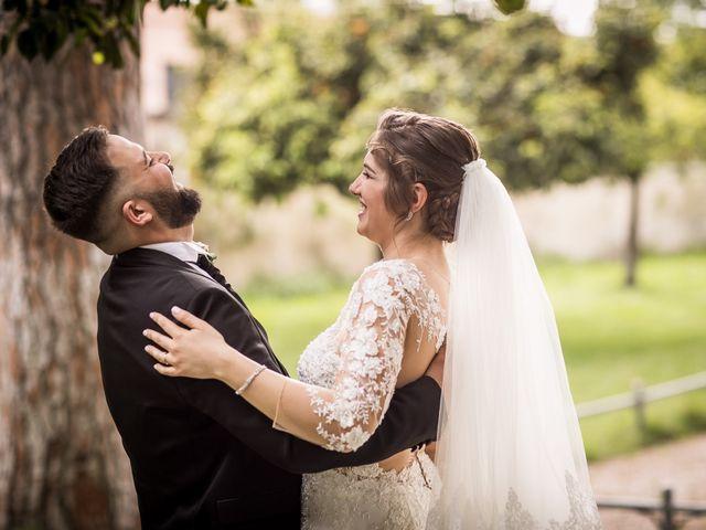 Il matrimonio di Ezaru e Cristina Elena a Roma, Roma 30