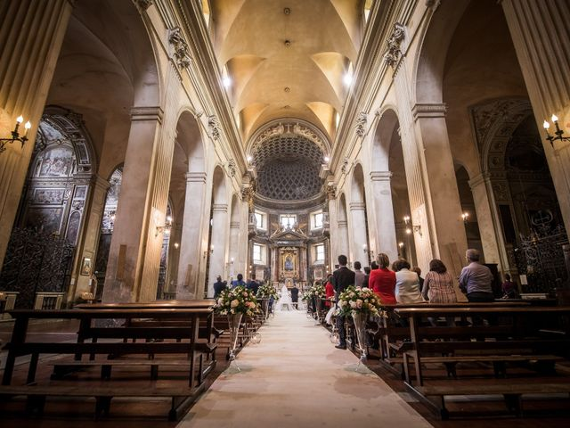 Il matrimonio di Ezaru e Cristina Elena a Roma, Roma 31