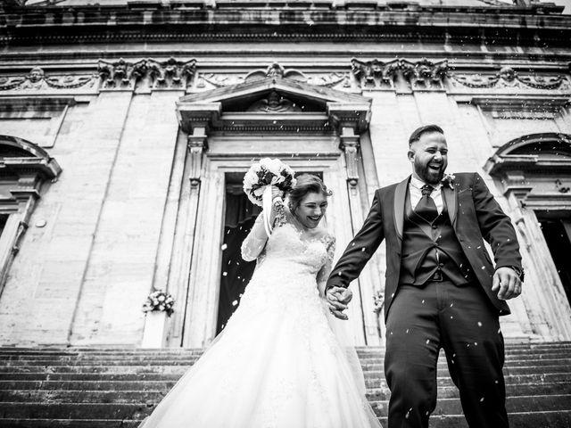 Il matrimonio di Ezaru e Cristina Elena a Roma, Roma 33