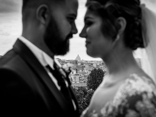 Il matrimonio di Ezaru e Cristina Elena a Roma, Roma 36