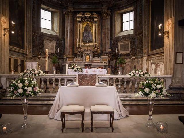 Il matrimonio di Ezaru e Cristina Elena a Roma, Roma 38