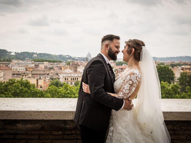 Il matrimonio di Ezaru e Cristina Elena a Roma, Roma 39