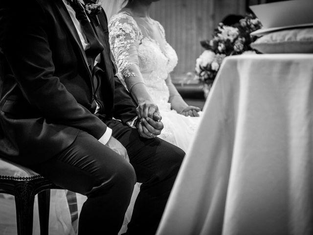 Il matrimonio di Ezaru e Cristina Elena a Roma, Roma 43
