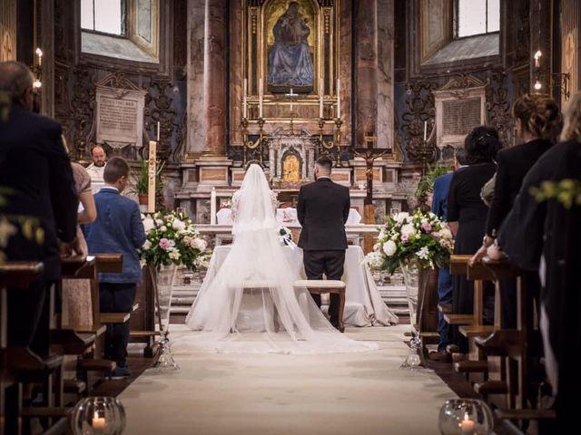 Il matrimonio di Ezaru e Cristina Elena a Roma, Roma 50