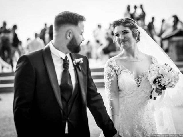 Il matrimonio di Ezaru e Cristina Elena a Roma, Roma 53