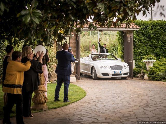 Il matrimonio di Ezaru e Cristina Elena a Roma, Roma 54
