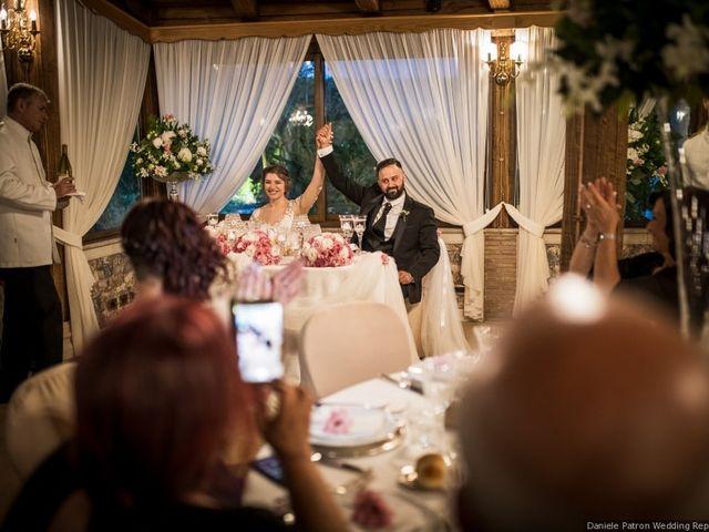 Il matrimonio di Ezaru e Cristina Elena a Roma, Roma 56