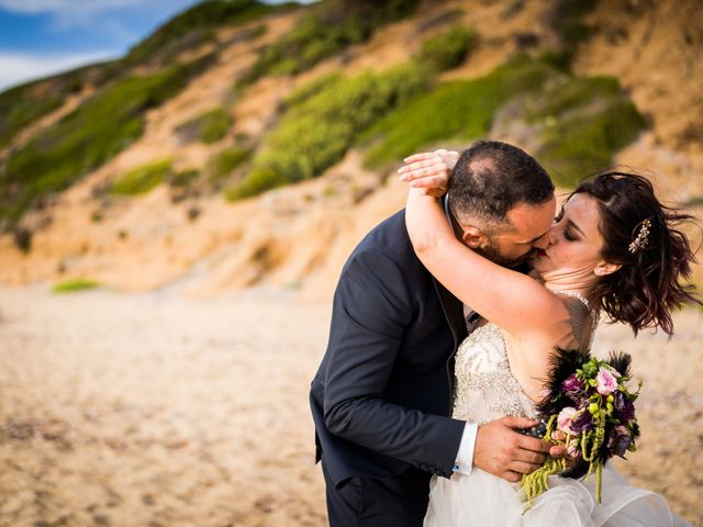 Le nozze di Roberta e Mauro