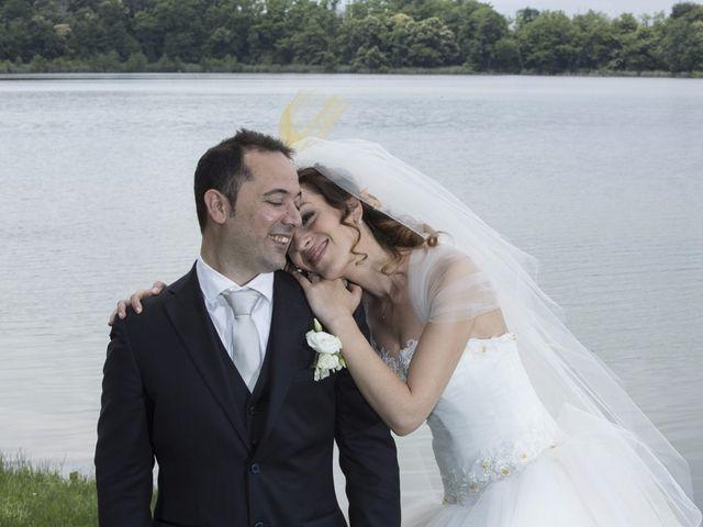 Le nozze di Teresa e Alessandro