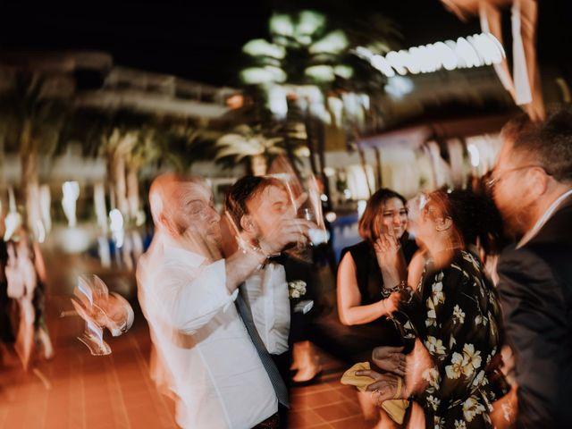 Il matrimonio di Giuseppe e Carlotta a Praia a Mare, Cosenza 55