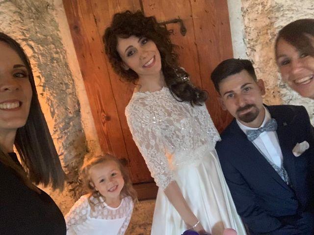 Il matrimonio di David e Valeria a Calliano, Trento 2