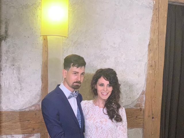Il matrimonio di David e Valeria a Calliano, Trento 3