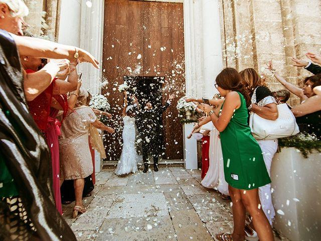 Il matrimonio di Paolo e Ivana a Monopoli, Bari 8