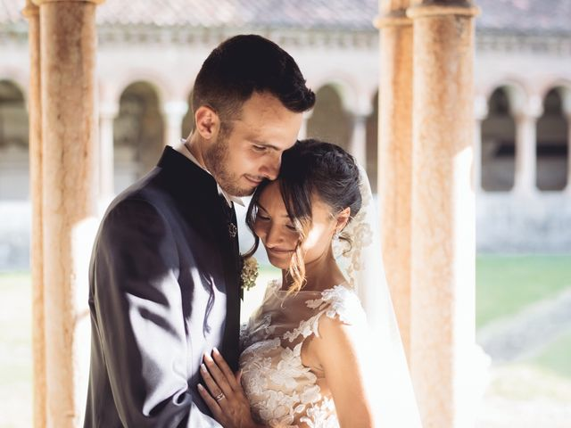 Le nozze di Chiara e Vincenzo