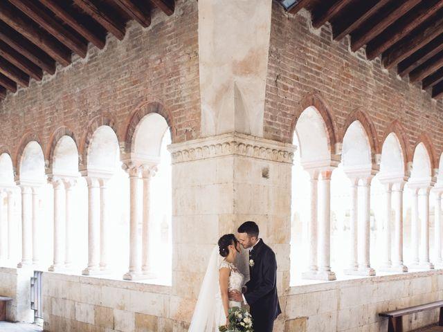 Il matrimonio di Vincenzo e Chiara a Verona, Verona 1