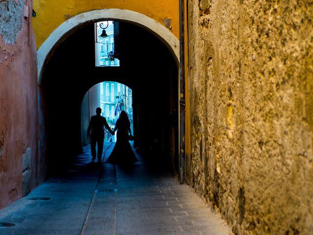 Le nozze di Ilaria e Salvatore