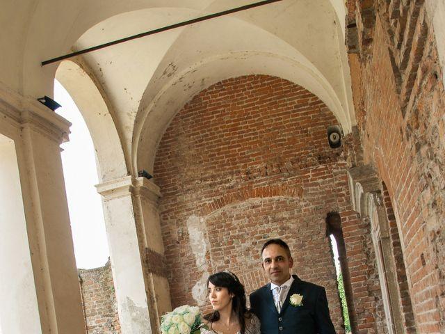 Il matrimonio di Gianluca e Sara a San Giuliano Milanese, Milano 6