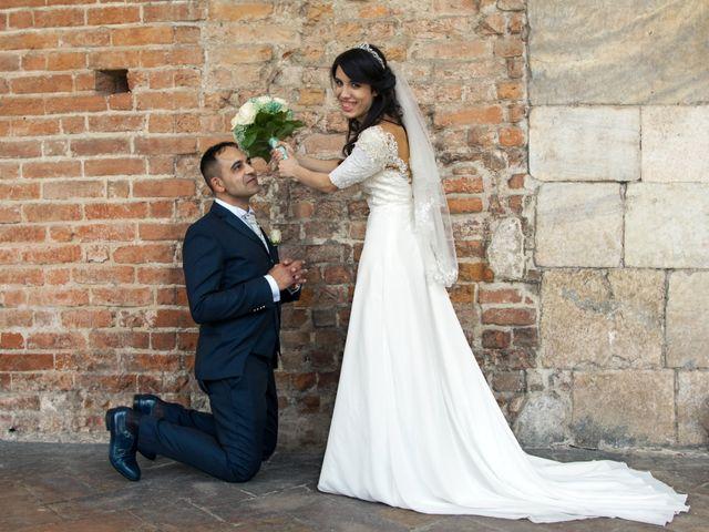Il matrimonio di Gianluca e Sara a San Giuliano Milanese, Milano 7