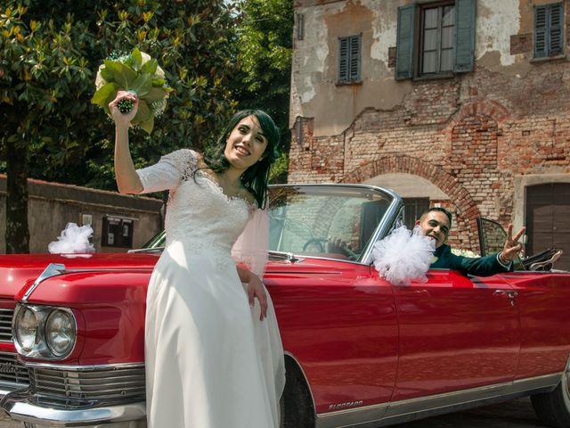 Il matrimonio di Gianluca e Sara a San Giuliano Milanese, Milano 11