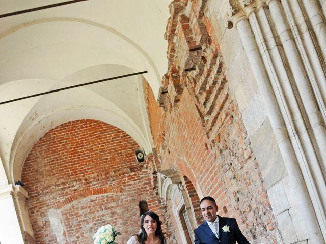 Il matrimonio di Gianluca e Sara a San Giuliano Milanese, Milano 18