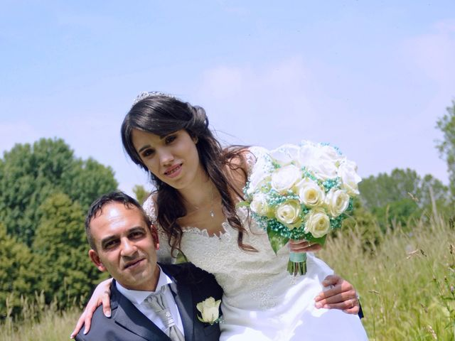 Il matrimonio di Gianluca e Sara a San Giuliano Milanese, Milano 20