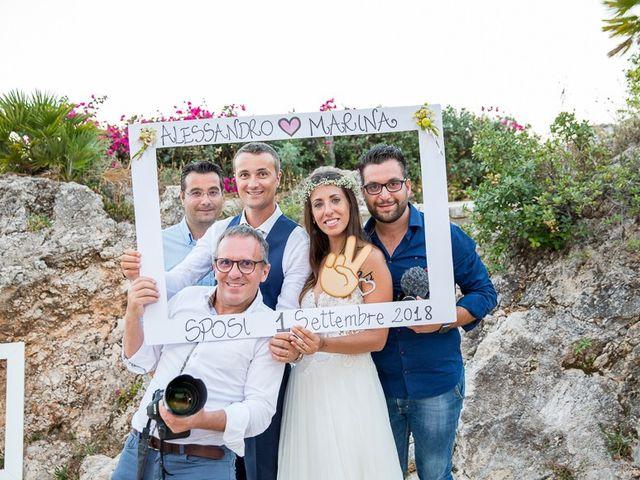 Il matrimonio di Alessandro e Marina a Trapani, Trapani 51