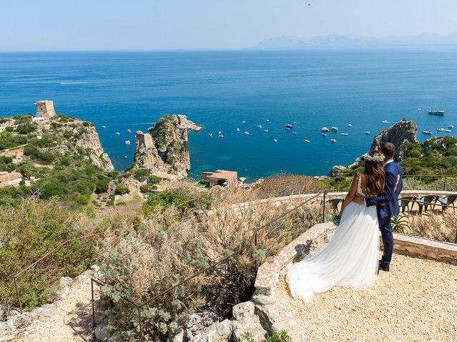 Il matrimonio di Alessandro e Marina a Trapani, Trapani 90