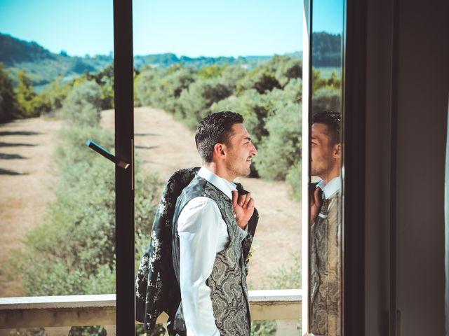 Il matrimonio di Alessandro e Martina a Cappelle sul Tavo, Pescara 1